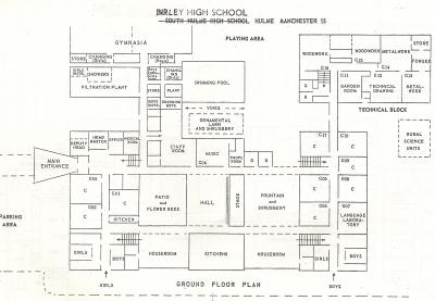 ground floor plan (1967)